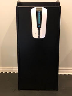 Vertical Vendor with optional Touchless Hand Sanitizer Dispenser